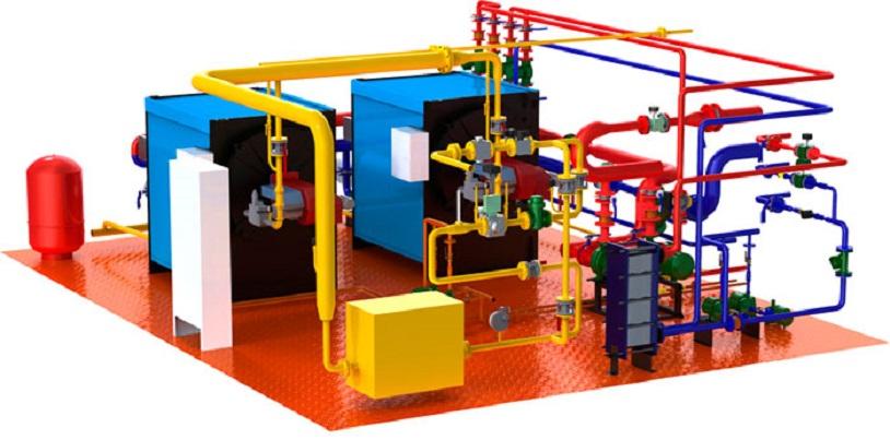 Устанавливаем газовые водонагреватели